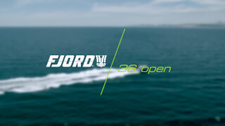 FJORD 36 open