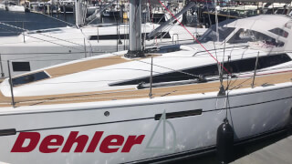 Dehler 42 Guided Tour