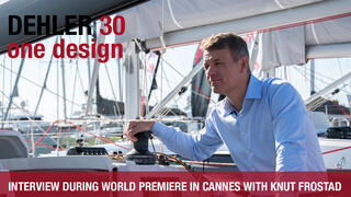 Dehler 30 one design - Knut Frostad interview