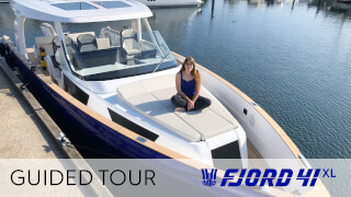 FJORD 41 XL Guided Tour