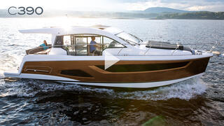 Sealine C390 official video