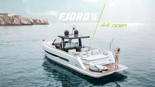 Fjord 44 open Video