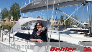 Dehler 38 Guided Tour