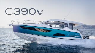 Sealine C390v Exclusive Explanation Cut