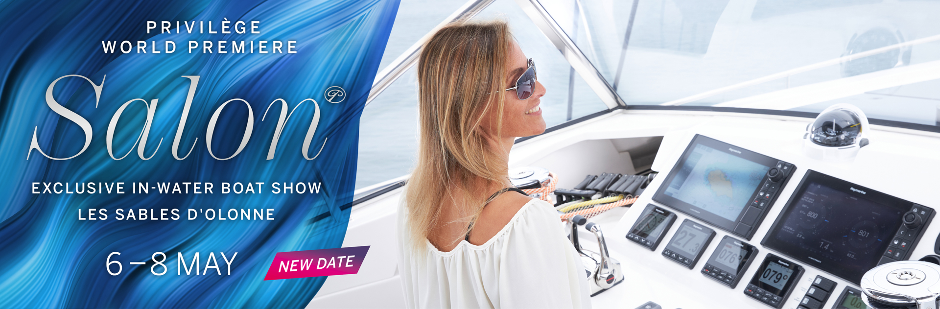 Book an appointment to your exclusive luxury catamaran boat show