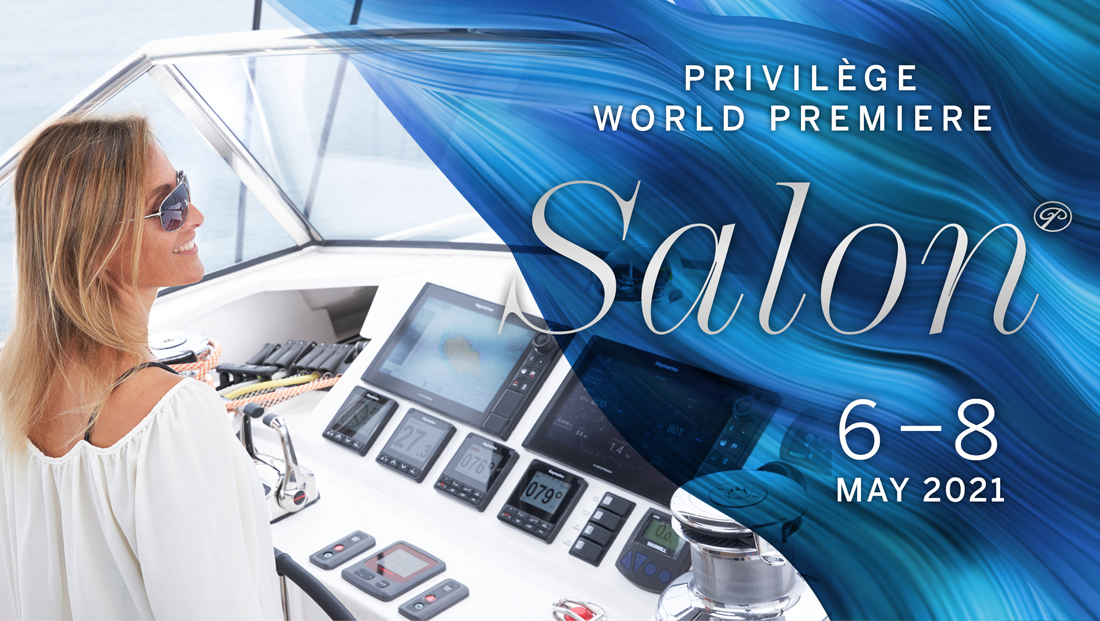 exclusive opportunity to experience the one and only Privilège Signature 580 catamaran